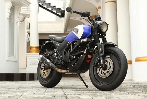 Ngắm phiên bản độ Yamaha Scorpio R1V4LZ cực chất - 1