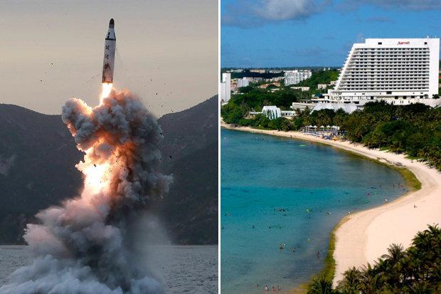 """Tên lửa mới của Triều Tiên đủ sức """"thổi bay"""" căn cứ Mỹ - 3"""