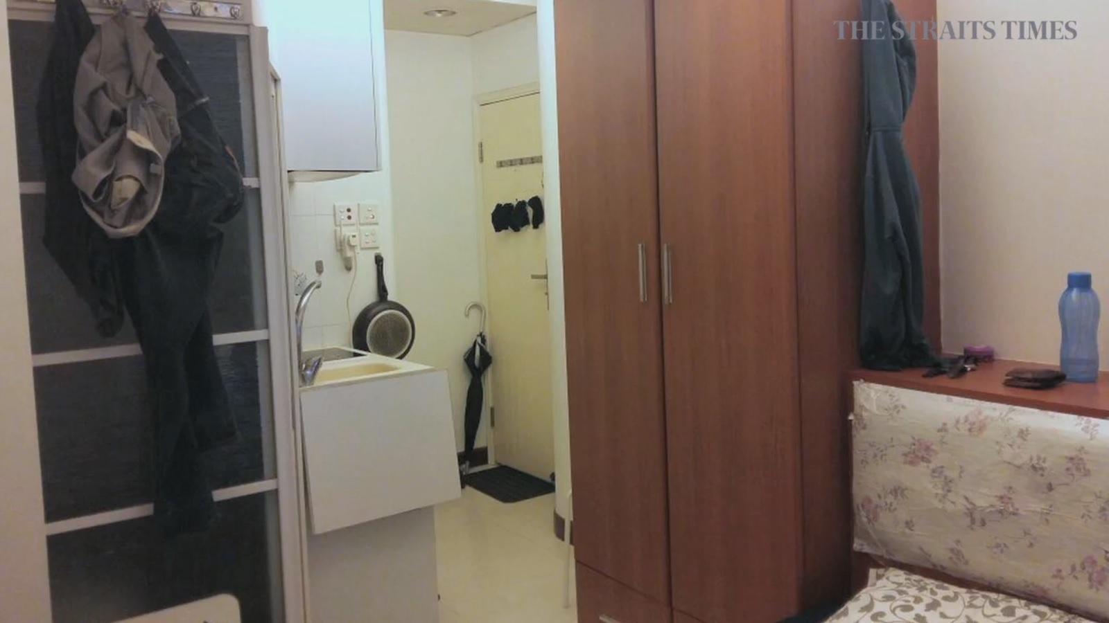 """Dân văn phòng Hồng Kông """"phát sốt"""" với những căn hộ siêu nhỏ giá 11,6 tỷ đồng - 3"""