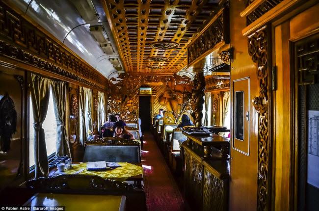 """Trải nghiệm có """"một không hai"""" trên chuyến tàu chạy xuyên Mông Cổ - 3"""
