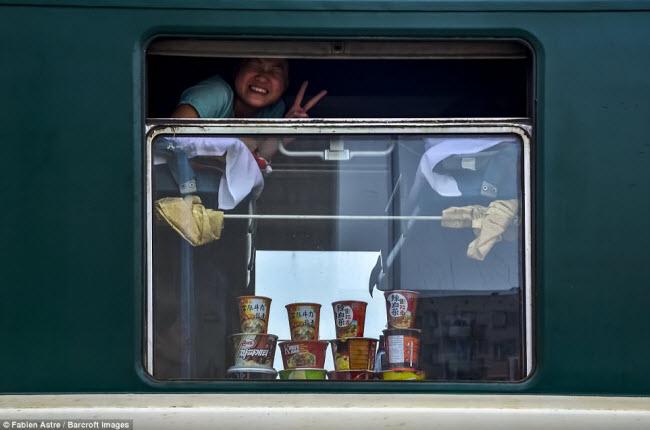 """Trải nghiệm có """"một không hai"""" trên chuyến tàu chạy xuyên Mông Cổ - 5"""