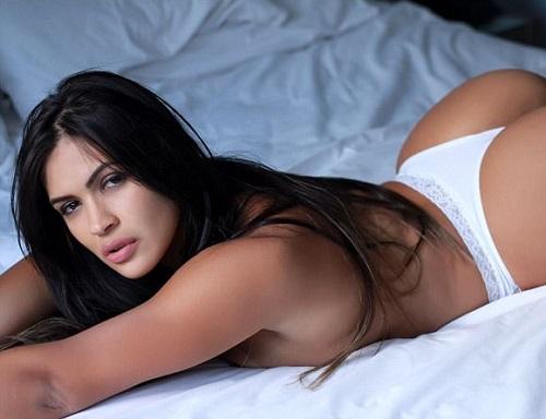 """9 đường cong """"bốc lửa"""" nhất Brazil thi Hoa hậu vòng 3 - 1"""