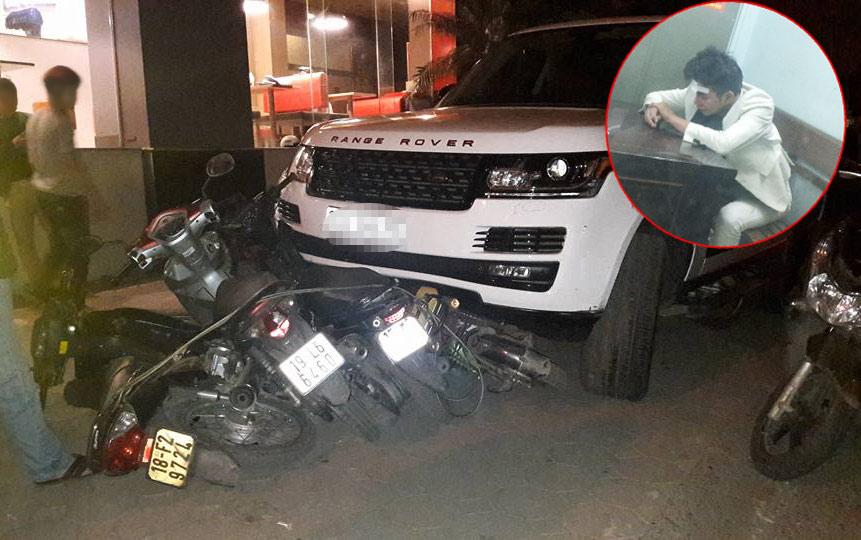 Nóng trong ngày: Cán bộ bệnh viện lái Camry tông 3 học sinh tử vong - 2