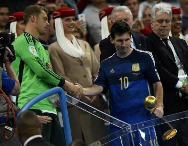 Messi ích kỷ vẫn thua Ronaldo: Chiếc giày vàng vô nghĩa - 3