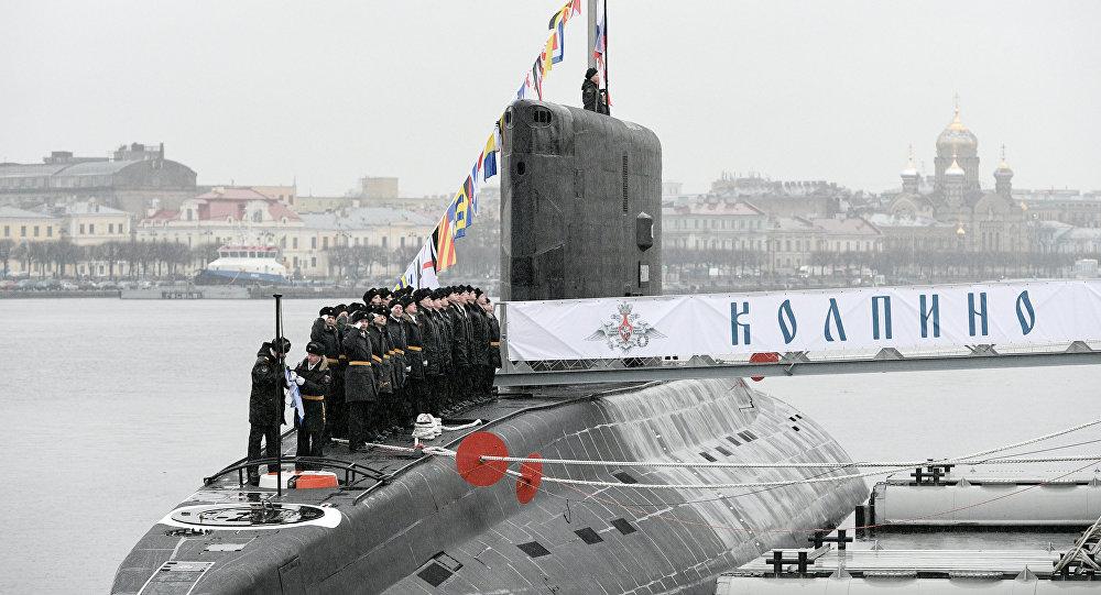 """""""Hố đen đại dương"""" Nga khiến đối phương phải khiếp sợ - 1"""