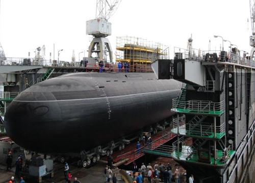 """""""Hố đen đại dương"""" Nga khiến đối phương phải khiếp sợ - 2"""
