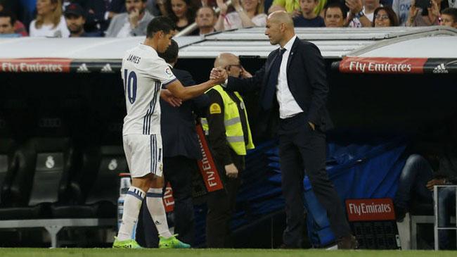 """Real đồng ý bán James, kích hoạt """"bom tấn"""" Bale 2.0 - 1"""