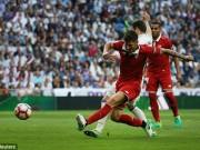 Chi tiết Real Madrid - Sevilla: Đại tiệc tại Bernabeu (KT)