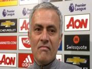 """Bóng đá - MU chính thức """"TẠCH"""" Top 4, Mourinho vẫn """"già mồm"""""""