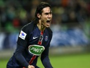 St Etienne - PSG: Điên cuồng bắn phá, bàn thắng như mưa