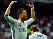"""Bóng đá - Real: Ronaldo lập kỷ lục, đàn em bị gọi là """"kẻ bất lương"""""""
