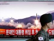 Thế giới - Triều Tiên tuyên bố tên lửa vừa bắn mang được hạt nhân