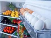 Ẩm thực - Lý do bạn tuyệt đối không nên để trứng ở cánh tủ lạnh
