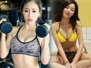 """Làm đẹp - 2 cô giáo """"hot"""" nhất xứ Trung - Hàn khiến mày râu mất ngủ"""
