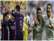 Bóng đá - Tiêu điểm vòng 37 Liga: Sức ép Barca và bản lĩnh nhà vô địch Real