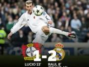 """Bóng đá - Zidane: 15 năm tuyệt tác vô lê đưa Real """"lên đỉnh"""" châu Âu"""