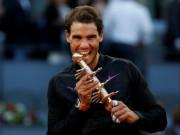 Tennis 24/7: Nadal mệt vẫn mơ kỉ lục Rome, Roland Garros