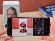 Dế sắp ra lò - So sánh ảnh chụp từ camera Galaxy S8+ với iPhone 7 Plus