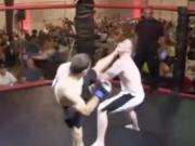 MMA: 4 giây đã hạ đối thủ, Từ Hiểu Đông chẳng là gì