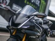 Thế giới xe - Siêu môtô Yamaha R6 2017 giá 278 triệu đồng hầm hố cỡ nào?