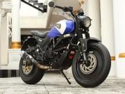 Thế giới xe - Ngắm phiên bản độ Yamaha Scorpio R1V4LZ cực chất