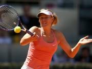Sharapova - McHale: Quyết tâm cao độ (Vòng 1 Rome Masters)