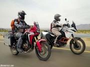 Thế giới xe - Lựa chọn KTM 1090 Adventure R hay Honda CRF1000L Africa Twin?