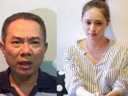 Đời sống Showbiz - NS Trung Dân quay clip tha thứ, Hương Giang Idol vội khóa Facebook