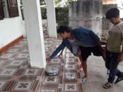 Tin tức trong ngày - Thềm nhà bỗng dưng nóng 40 độ C, mấy ngày không chịu nguội