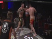 Thể thao - Nhục kế MMA: Không đánh toàn chạy vẫn...thắng