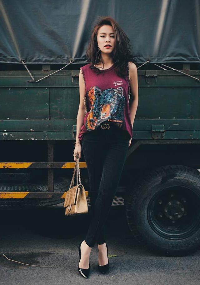 Angela Phương Trinh, Midu diện váy ngắn khoe chân dài thon nuột - 8