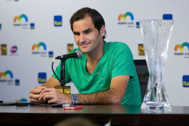 """Federer """"né"""" Nadal: Bỏ Pháp mở rộng, thề vô địch Wimbledon - 1"""