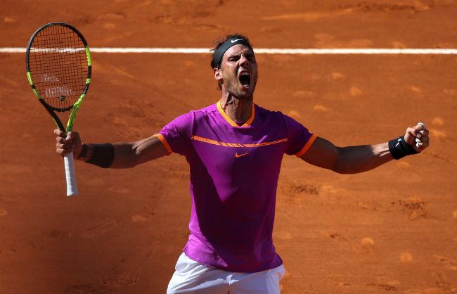 """Federer """"né"""" Nadal: Bỏ Pháp mở rộng, thề vô địch Wimbledon - 2"""