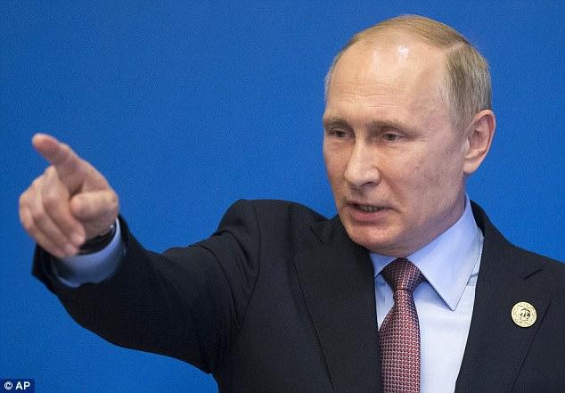 Putin yêu cầu phương Tây ngừng đe dọa Triều Tiên - 1