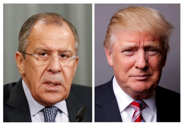 Trump bị tố tiết lộ thông tin tối mật cho quan chức Nga - 2