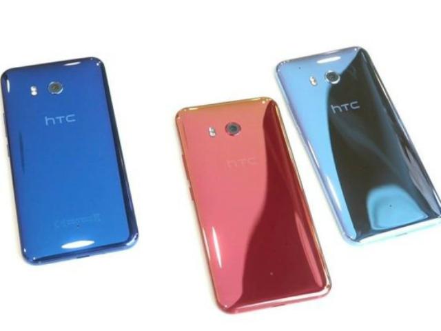 NÓNG: Trên tay HTC U 11 trước giờ ra mắt, đẹp chẳng kém iPhone 7