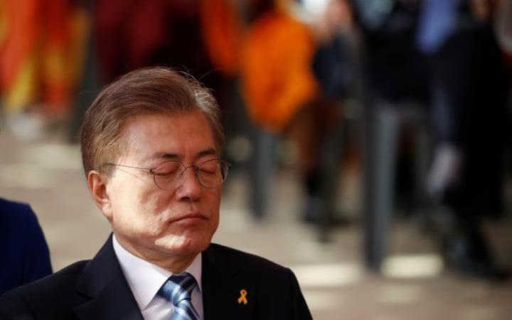 """Kim Jong-un dội """"gáo nước lạnh"""" vào Tổng thống Hàn Quốc? - 2"""