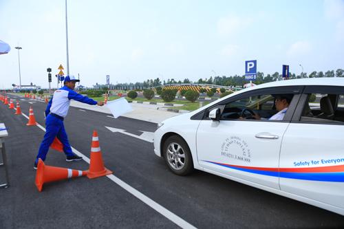 """""""Hướng dẫn viên Lái xe an toàn xuất sắc năm 2017"""" - sân chơi lớn từ Honda Việt Nam - 2"""