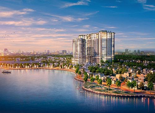 Ưu đãi đặc biệt dành cho Vip Vietcombank khi mua Sun Grand City Thụy Khuê - 1