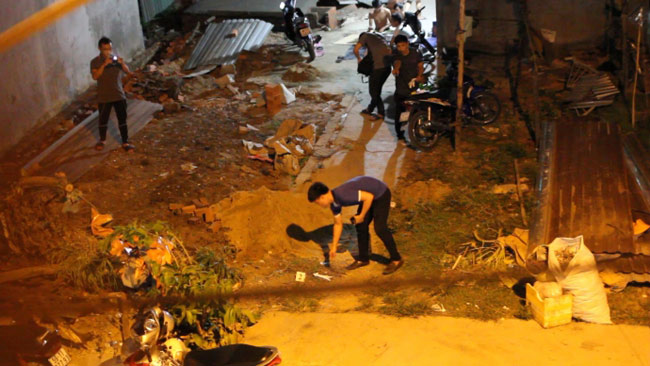 TP.HCM: Chủ quán ăn bị đâm tử vong trong đêm - 1