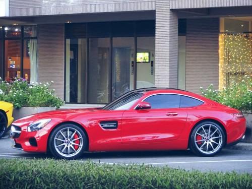 Mercedes-AMG GT-S mới tậu của Cường Đô La thay 'áo mới' - 2