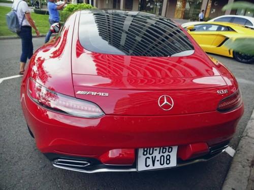 Mercedes-AMG GT-S mới tậu của Cường Đô La thay 'áo mới' - 8
