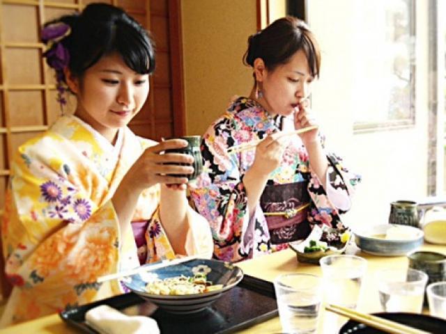 Bí quyết sống thọ của người Nhật là uống thứ nước này mỗi ngày