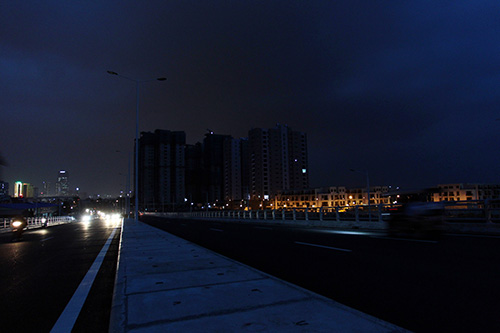 Mò mẫm trên con đường nghìn tỉ tối tăm giữa Thủ đô - 3