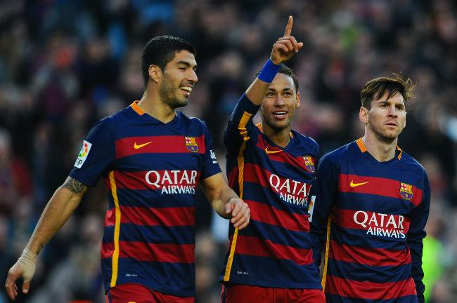 Lật đế chế Messi: Neymar ở lại Barca, có thêm vây cánh