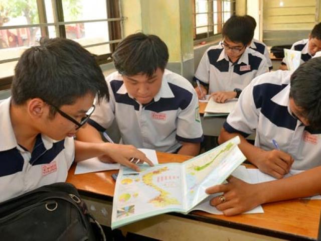Từ đề tham khảo thi THPT Quốc gia 2017: Không có cửa cho học tủ, học lệch - 2