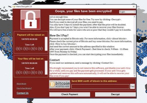 """Cục An toàn thông tin: """"Mã độc WannaCry có thể bùng phát tại VN"""" - 1"""