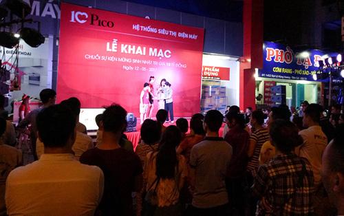 Pico chính thức khởi động chuỗi chương trình tri ân kỷ niệm 10 năm - 1