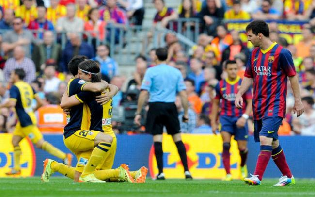 La Liga và những cuộc lật đổ kỳ vĩ: Real, Barca từng là nạn nhân - 5