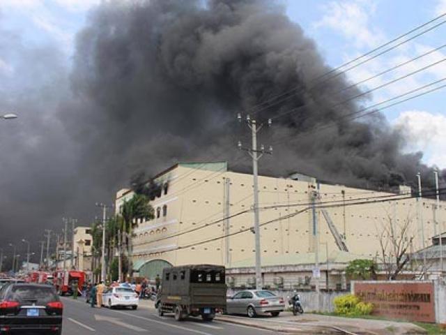 Đã tìm ra nguyên nhân vụ cháy kinh hoàng ở Cần Thơ
